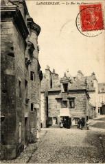 Landerneau - La Rue du Commerce 29 Landerneau