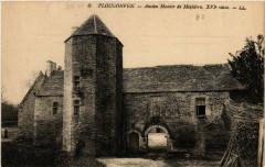 Plougonven - Ancien Manoir de Mezedern Xvi siécle - Plougonven