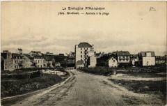 La Bretagne Pittoresque - St-Cast - Arrivée a la plage - Cast