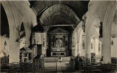 Saint-Vougay - Interieur de l'Eglise - Saint-Vougay