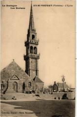 La Bretagne Saint-Vougay - L'Eglise - Saint-Vougay