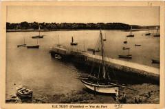 Ile Tudy - Vue du Port - Île-Tudy