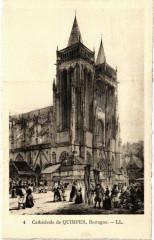 Cathédrale de Quimper-Bretagne 29 Quimper
