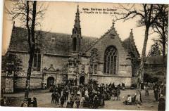 Env. de Quimper - La Chapelle de la Mere de Dieu 29 Quimper