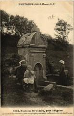 Fontaine St-Gonery - pres Tréguier 22 Tréguier