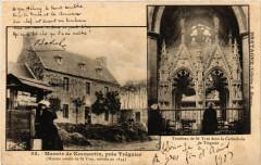 Manoir de Kermartin - pres Tréguier - Scenes 22 Tréguier