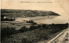 Saint-Laurent - L'Anse et la Pointe du Roselier - Saint-Laurent