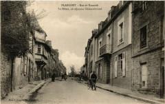 Plancoet - Rue de Nazareth - Le Dome - ou séjourna Chateaubriand - Plancoët