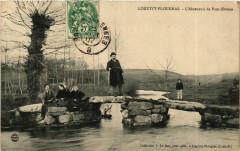 Loguivy-Plougras - L'Abreuvoir de Pont-Ervoan - Loguivy-Plougras