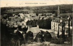 Belle-Isle-en-Terre - Vue générale - Belle-Isle-en-Terre