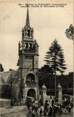 Env. de Plouaret - Lanvelles - Chapelle de N.-D. de Pitié - Plouaret