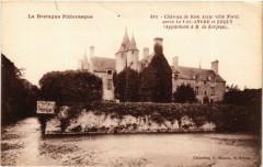 Chateau de Bien-Assis - entre Le Val-Andre et Erquy 22 Erquy