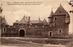 Lanvellec - Env. de Plouaret - Chateau de Rosambo - Lanvellec