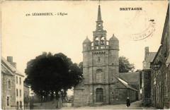 Lezardrieux - L'Eglise - Lézardrieux