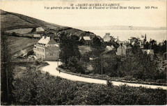 St-Michel-en-Greve - Vue generale prise de la route de Plouaret - Plouaret