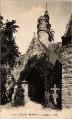 Ile de Brehat - L'Eglise 22 Île-de-Bréhat