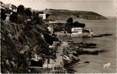 Saint-Laurent - Anse aux Moines et Pointe du roselier - Saint-Laurent