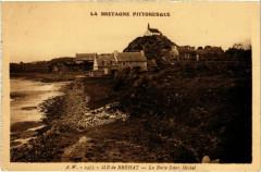 Ile de Brehat - La Butte St-Michel 22 Île-de-Bréhat