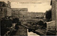Plancoet - Le Deversoir et le Moulin - Plancoët