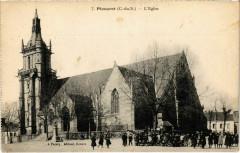 Plouaret - L'Eglise - Plouaret
