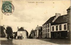 Plouaret - Place du Centre - Plouaret