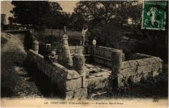 Plouaret - Fontaine St-Jean 22 Plouaret
