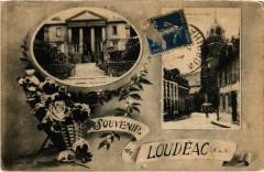 Souvenir de Loudeac - Loudéac