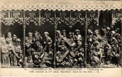 Cathedrale de Treguier - Commencée en 1339 22 Tréguier