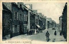Yffiniac - La Grande Rue - Yffiniac