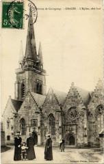 Graces - L'Eglise - Grâces