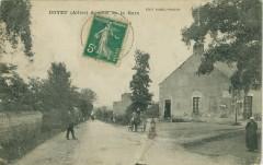 Avenue de la Gare - Doyet