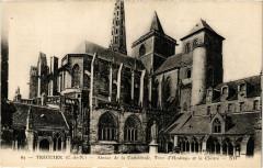 Treguier - Abside de la Cathedrale 22 Tréguier