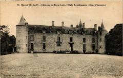 Erquy - Chateau de Bien-Assis 22 Erquy
