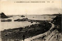 Ile de Brehat - L'Embarcadere a mi-marée 22 Île-de-Bréhat