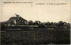 Ile de Brehat - Chapelle et Village Ker-Mikel 22 Île-de-Bréhat