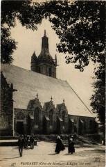 Plouaret - L'Eglise - Cote Nord 22 Plouaret