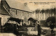 Manoir de Kermartin - pres Treguier - Maison natale de St-Yves 22 Tréguier