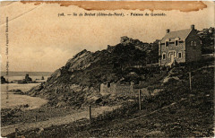 Ile de Brehat - Falaises du Guersido 22 Île-de-Bréhat