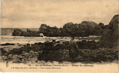 Ile de Brehat - Etude de Paysage 22 Île-de-Bréhat