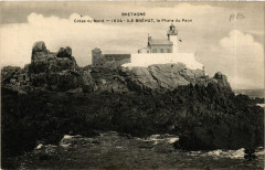 Ile de Brehat - Bretagne - Le Phare du Paon 22 Île-de-Bréhat