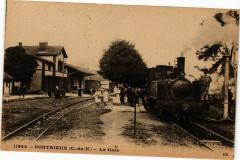 Pontrieux - La Gare - Pontrieux