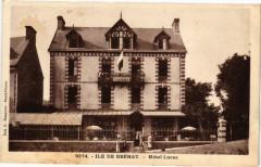 Ile de Brehat - Hotel Lucas 22 Île-de-Bréhat