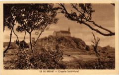 Ile de Brehat - Chapelle St-Michel 22 Île-de-Bréhat