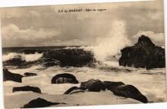 Ile de Brehat - Effet de vagues 22 Île-de-Bréhat