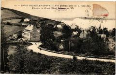 St-Michel-en-Greve-Vue générale prise de la route de Plouaret 22 Plouaret