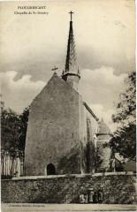 Plougrescant-Chapelle de St-Gonéry - Plougrescant
