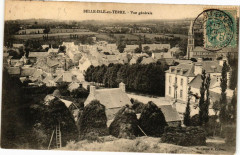 Belle-Isle-en-Terre-Vue générale - Belle-Isle-en-Terre