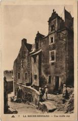 La Roche-Bernard Une vieille Rue - La Roche-Bernard