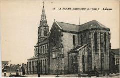 La Roche-Bernard Eglise - La Roche-Bernard