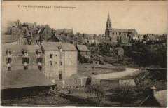 La Roche-Bernard vue panoramique - La Roche-Bernard